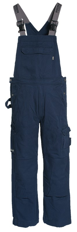 Tranemo Workwear 254113 Original Cotton Bib 'n' Brace