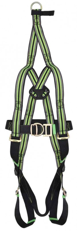 B-Brand HSFA10106 2 Point Rescue Harness