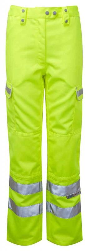 PULSAR P346LDS Ladies Hi-viz Combat Trouser