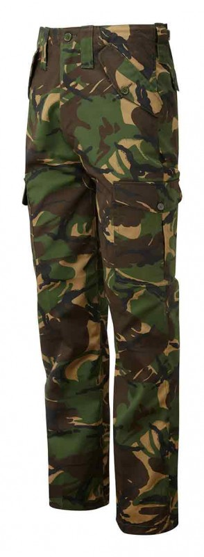 Fort Workwear 901C Camouflage Combat Trouser