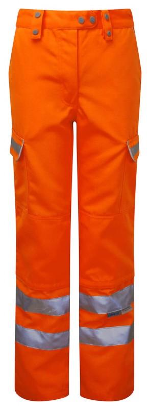 PULSAR PR336LDS Rail Spec Ladies Hi-viz Combat Trouser