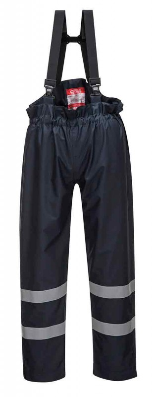 Portwest S772 Bizflame Rain Trousers