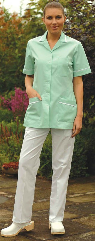 Harpoon 627 Stud Front Nurses Tunic