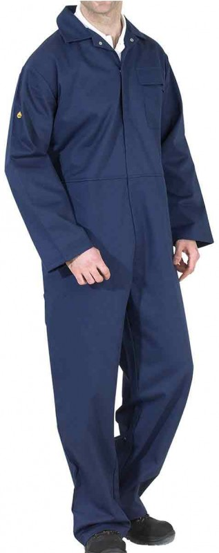 Click CFRBS Flame Retardant Boilersuit