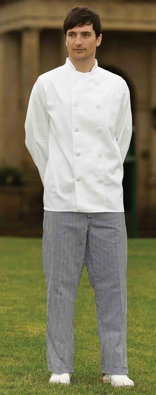Harpoon CCJ Cotton Chefs Jacket