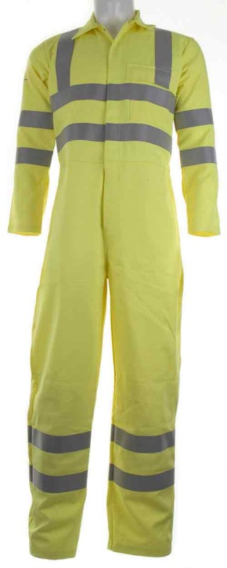 Click TEBSSY Tesla Flame Retardant Anti Static Boilersuit EN471