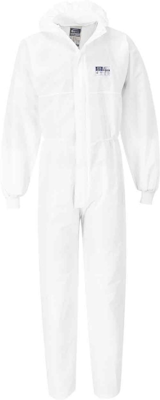 Portwest ST35 BizTex® SMS Coverall Type 5/6 (Pack of 50)