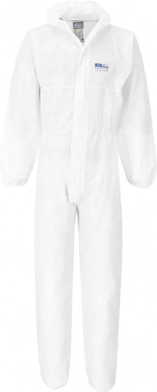 Portwest ST80 BizTex® SMS 5/6 FR Coverall (Pack of 50)