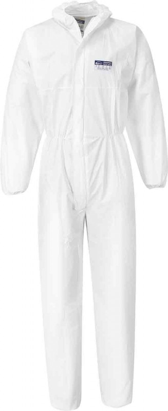 Portwest ST40 BizTex Microporous Coverall Type 6/5 (Pack of 50)