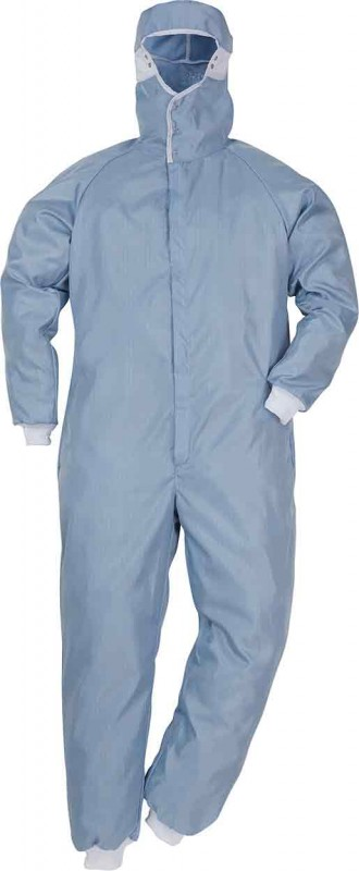 Fristads Kansas Coverall U Cleanroom