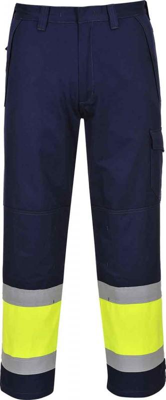 Portwest MV26 Hi Vis MODAFLAME Trouser