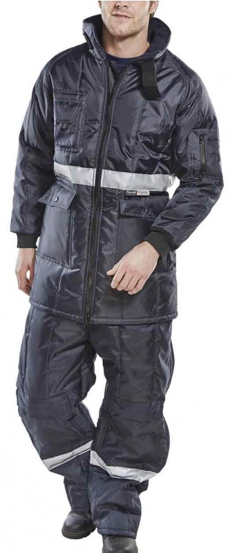 Click CCFJ Coldstar Freezer Jacket