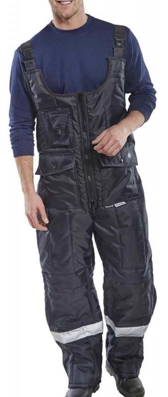 Click CCFBT Coldstar Freezer Bib Trousers