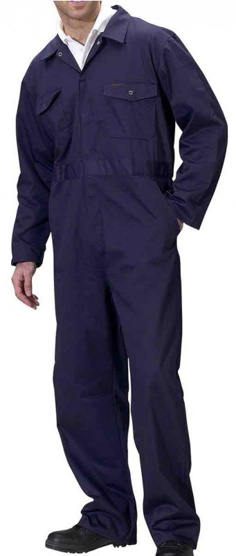 Click PCBS Poly/Cotton Boilersuit