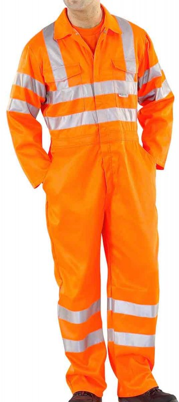 B-Seen RSC Rail Spec Coverall