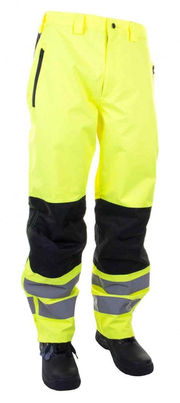 B-Seen BD85 Saturn Yellow Trousers