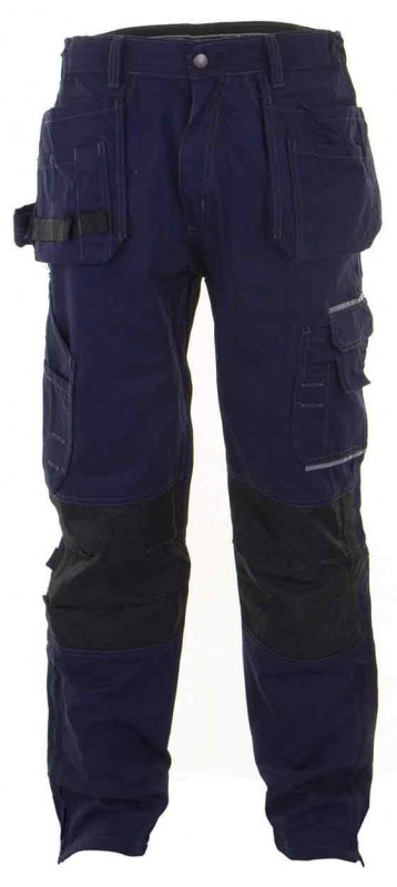 Click Workwear SMPT Shawbury Multiocket Trouser Navy