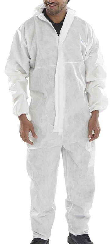 Click COC20 Microporous Disposable Coverall