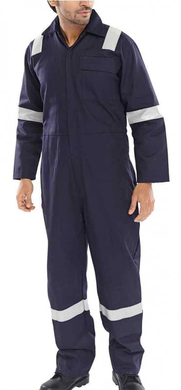 Click CFRBSND Flame Retardant Boilersuit Nordic Design