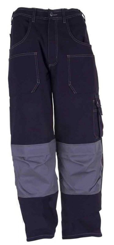 Click Workwear GMPT Grantham Navy M/Pocket Trousers