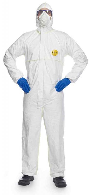 Easysafe DESC Dupont Easysafe Coverall White