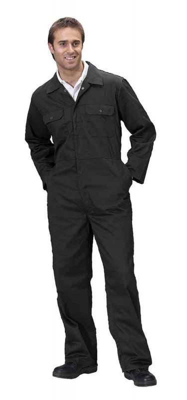 Click RPCBS Regular Poly/Cotton Boilersuit