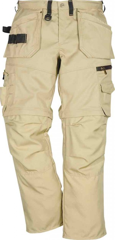 Fristads Kansas Pro Trousers Zip-Off 242 Ps25