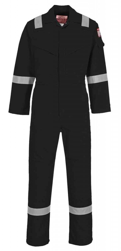 Portwest FR21 Super Light Weight Anti-Static Coverall 210gm