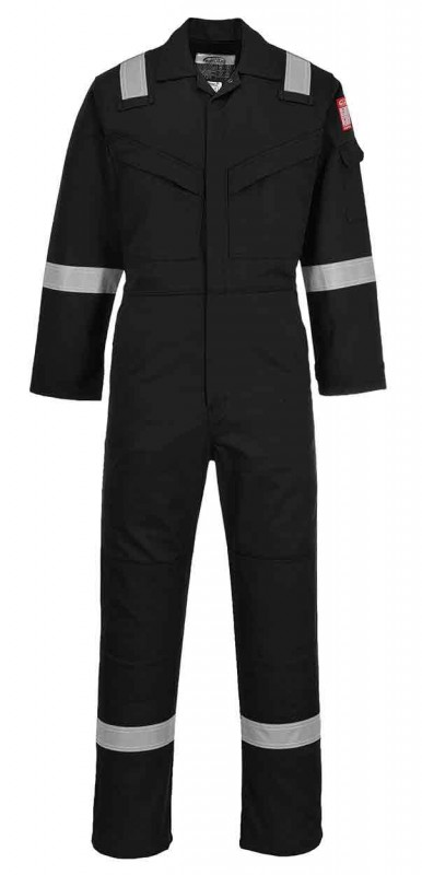 Portwest FR50 Anti-Static Coverall 350gm