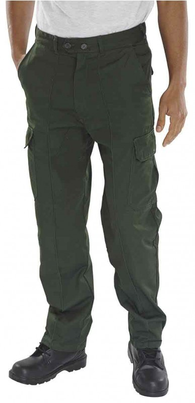 Click PCTHW 7oz PolyCotton Trousers