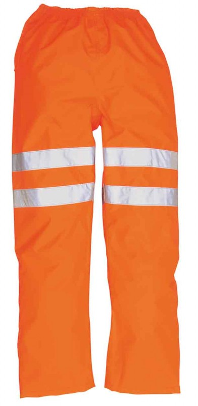Portwest RT31 Hi-Vis Traffic Trousers GO/RT