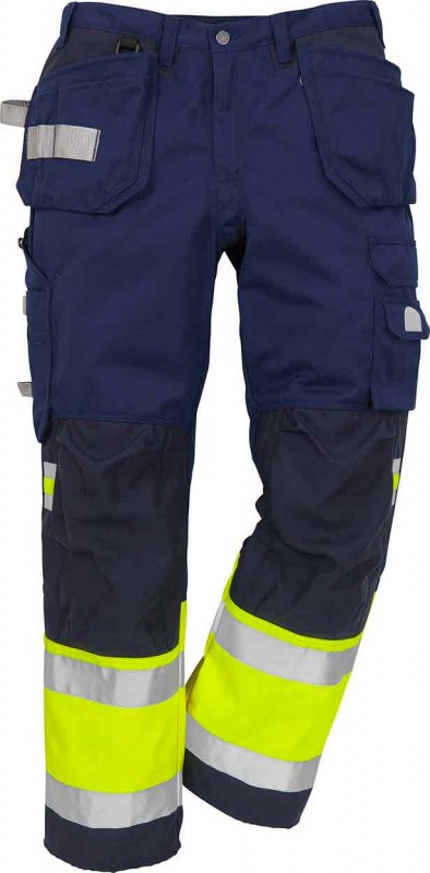Fristads Kansas Trousers Cl 1 2029 Plu