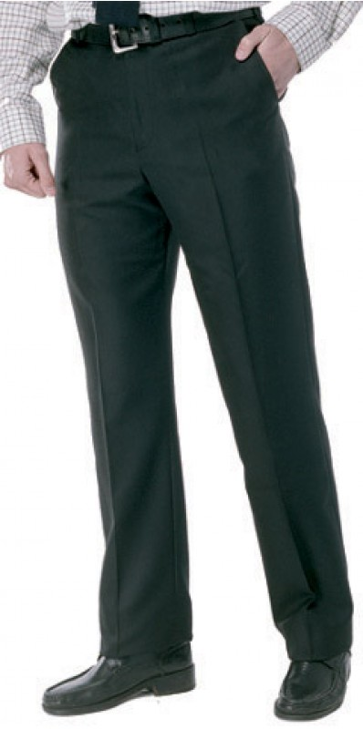 Poly/Viscose Tailored Trousers