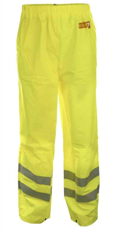 B-Seen CFRLR52 Flame retardent Anti Static Saturn Yellow Trousers