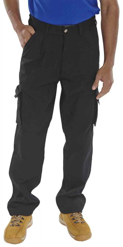 Click CTRANT Traders Newark Trousers