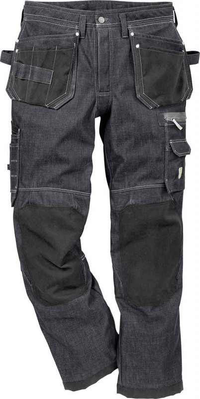 Fristads Kansas Trousers Denim Nail Pkt 229 Dy