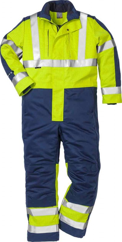 Fristads Kansas Winter Coverall Cl 3 8625 Fwa