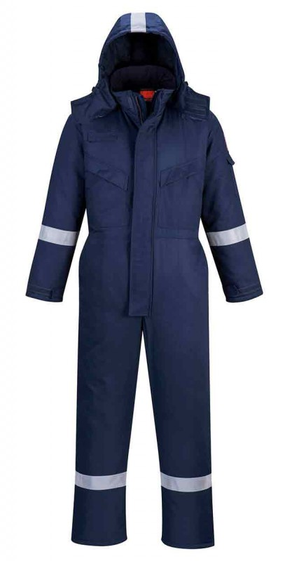 Portwest AF84 Araflame Insulated Winter Coverall