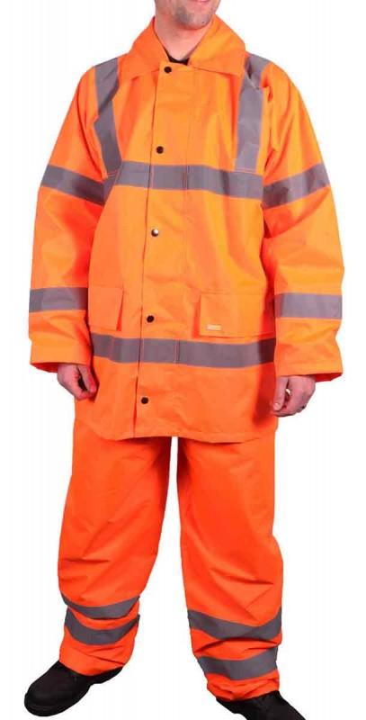 B-Seen TS8 L/WT EN471 Suit
