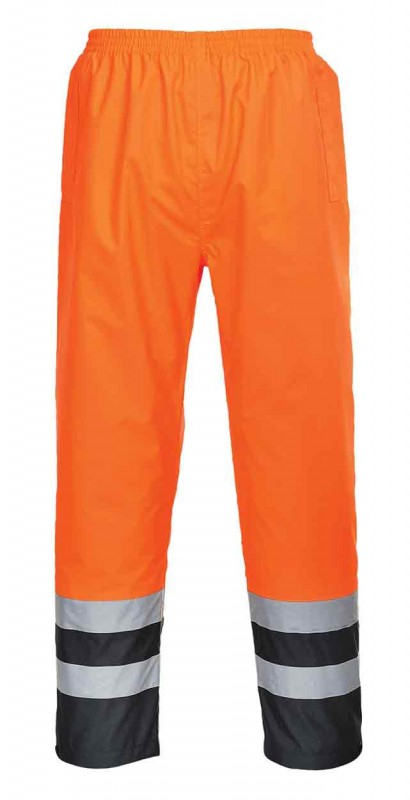 Portwest S486 Hi-Vis Two Tone Traffic Trousers