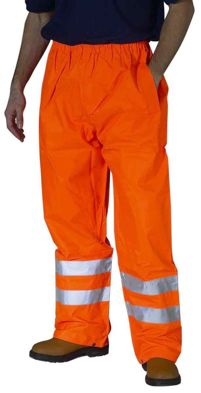 B-Seen TEN Hi-Visibility Overtrousers