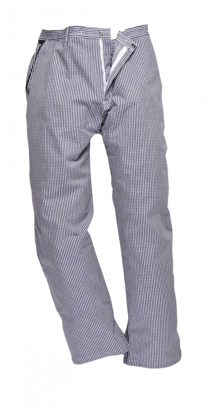 Portwest C075 'Barnet' Chefs Trousers