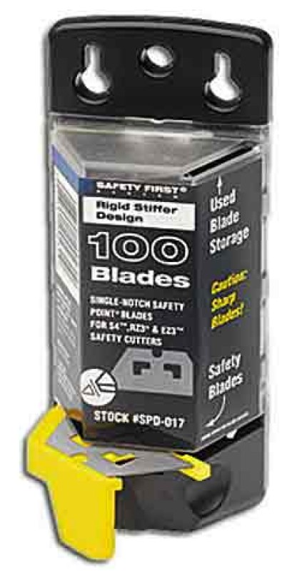 Pacific Handy Cutter SPD-17 Safety Point Blades Dispenser