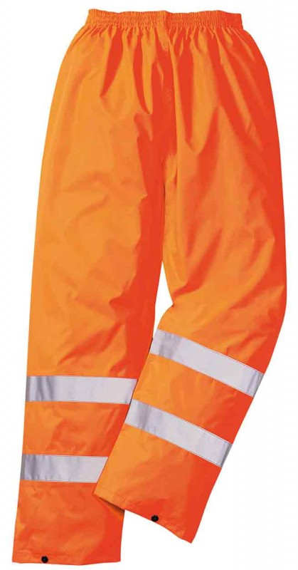 Portwest S480 Hi-Vis Traffic Trousers