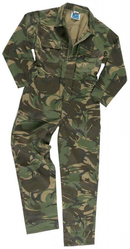 Blue Castle 333 Tearaway Kids Boilersuit