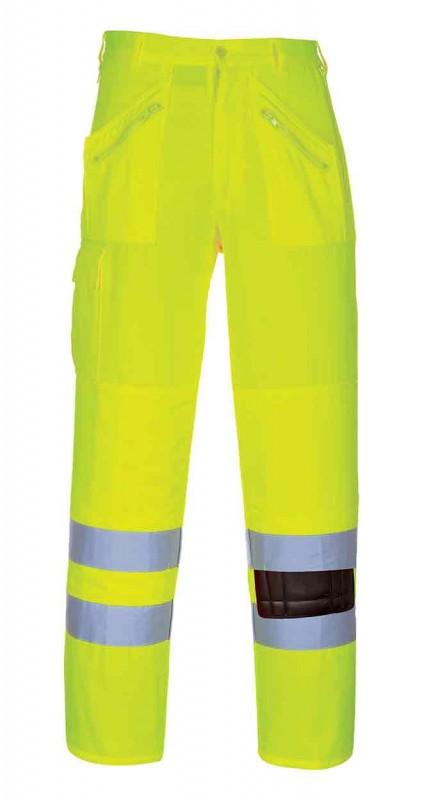 Portwest E061 Hi-Vis Action Trousers