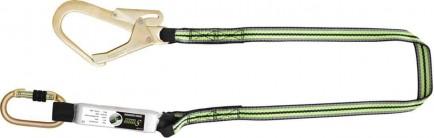 B-Brand HSFA3030418 1.8Mtr Lanyard + Scaff Hook