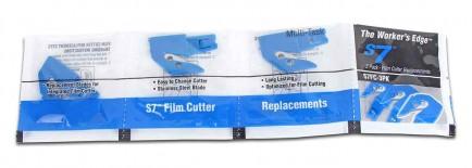 Pacific Handy Cutter S7FC S7 Film Cutter Repl 3Pk