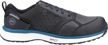Timberland Pro Reaxion S3 Trainer Black/Blue