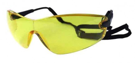 Bolle BOVIPPSJ Viper Safety Glasses Yellow Lens